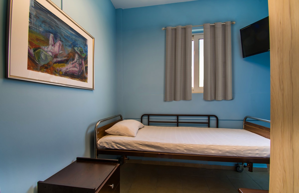 Γηροκομείο Κηφισιά στα Βόρεια Προάστια - Δωμάτια