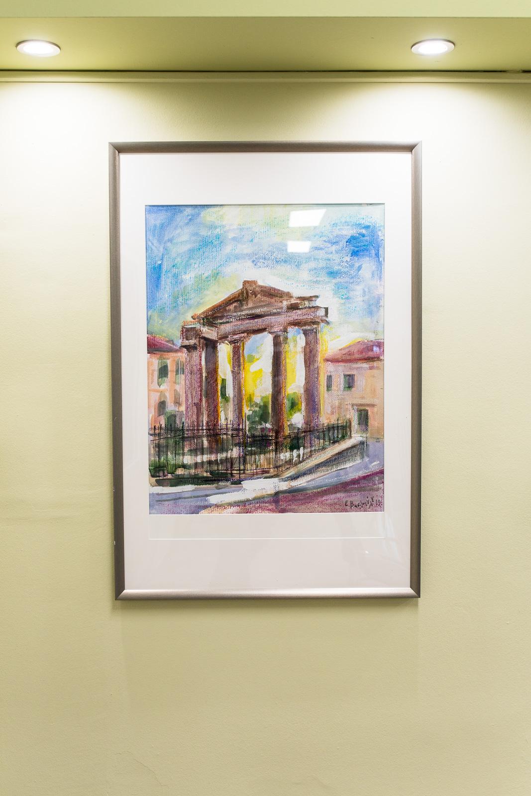 Γηροκομείο Χαλάνδρι - Ντεκόρ